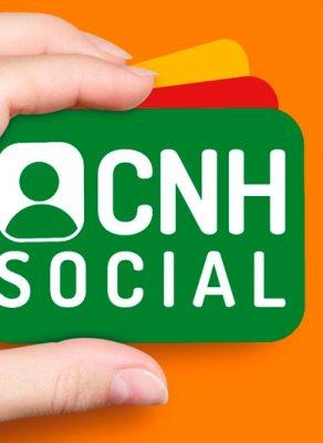 Inscrições CNH Social
