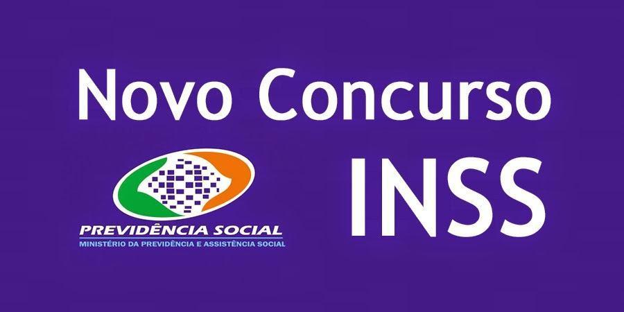 Concurso INSS 2020 Inscrições