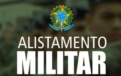 Alistamento Militar 2019