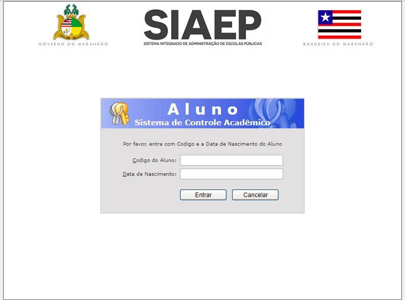 Boletim Online SEDUC MA