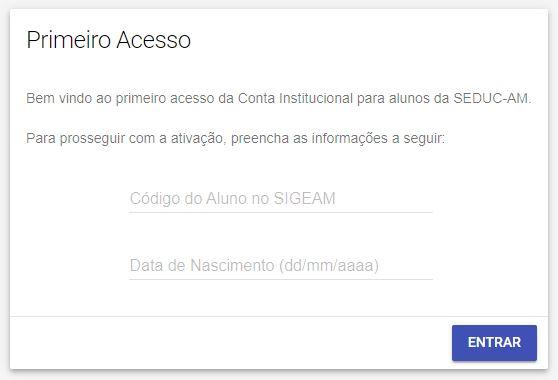 Boletim Online SEDUC Manaus