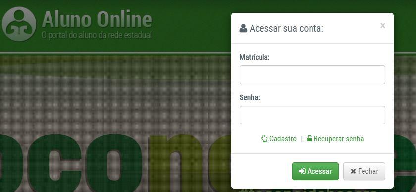 Consultar o Boletim Online SEDUC CE