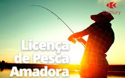 Licença de Pesca Amadora