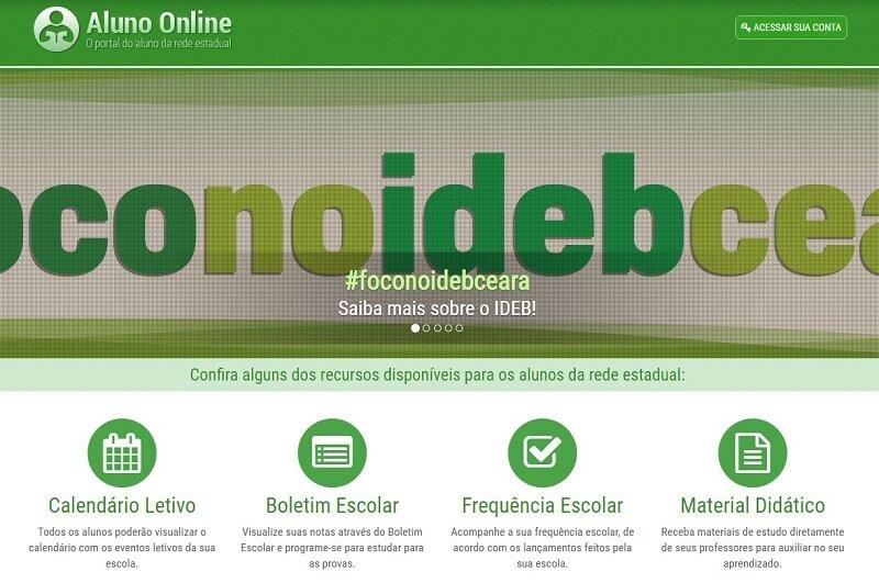 Matrícula Online SEDUC CE