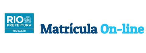 Etapas da Matrícula Rio Online