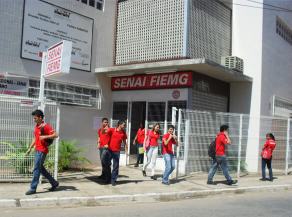 Senai Minas Gerais