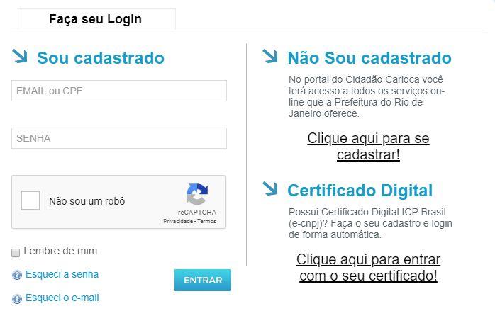 Boletim Online RJ