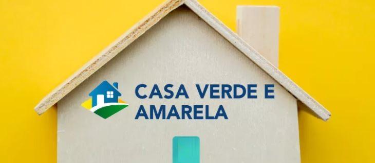 Inscrição no Casa Verde Amarela