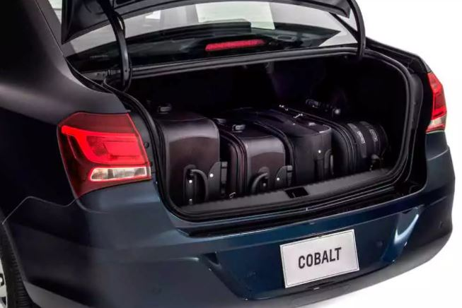 Porta-Malas do Chevrolet Cobalt