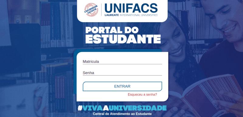 Como Acessar o Portal do Aluno UNIFACS
