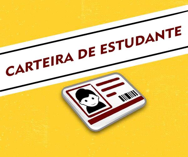 Carteira de Estudante 2021