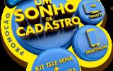 Promoção Cadastro Premiado Tele-Sena 2021