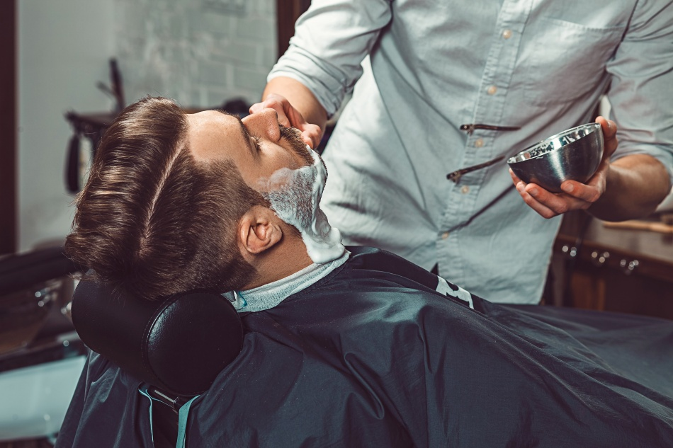 Curso de barbeiro SENAC