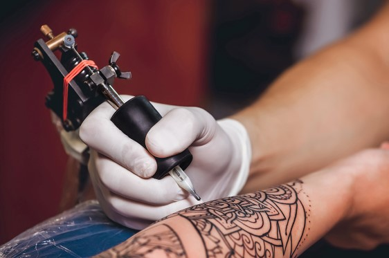 Curso de Tatuagem SENAC 2021