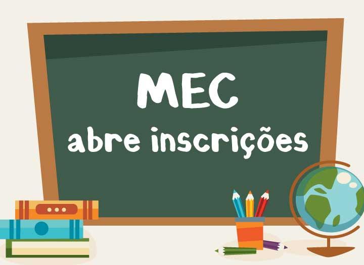 Inscrição Cursos Gratuitos MEC