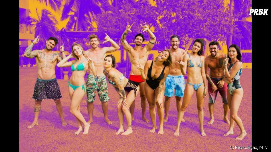 Inscrições de Férias com o Ex Brasil MTV