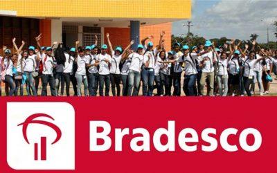 Inscrição Fundação Bradesco