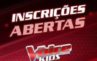 Inscrição The Voice